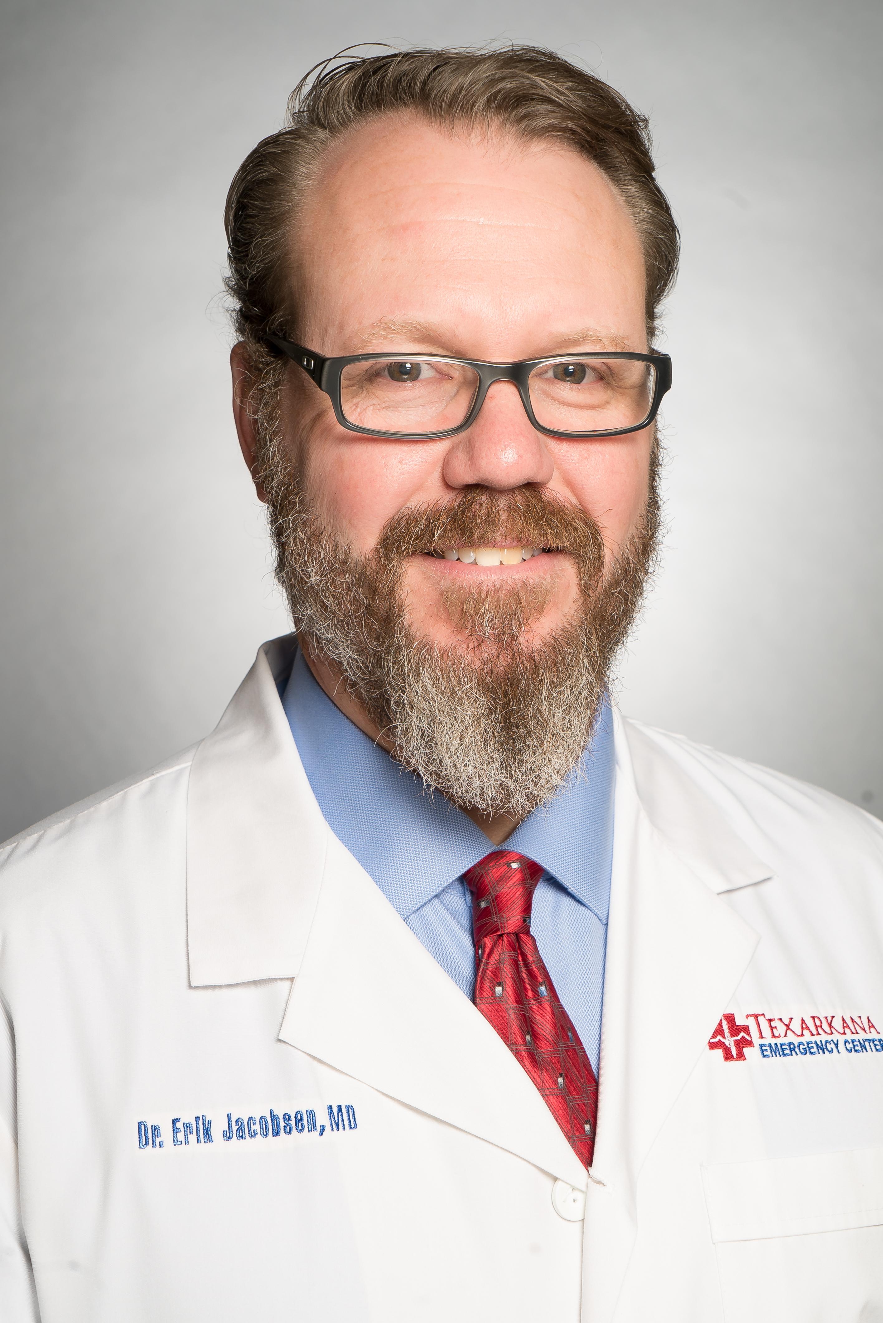Dr. Erik Jacobsen