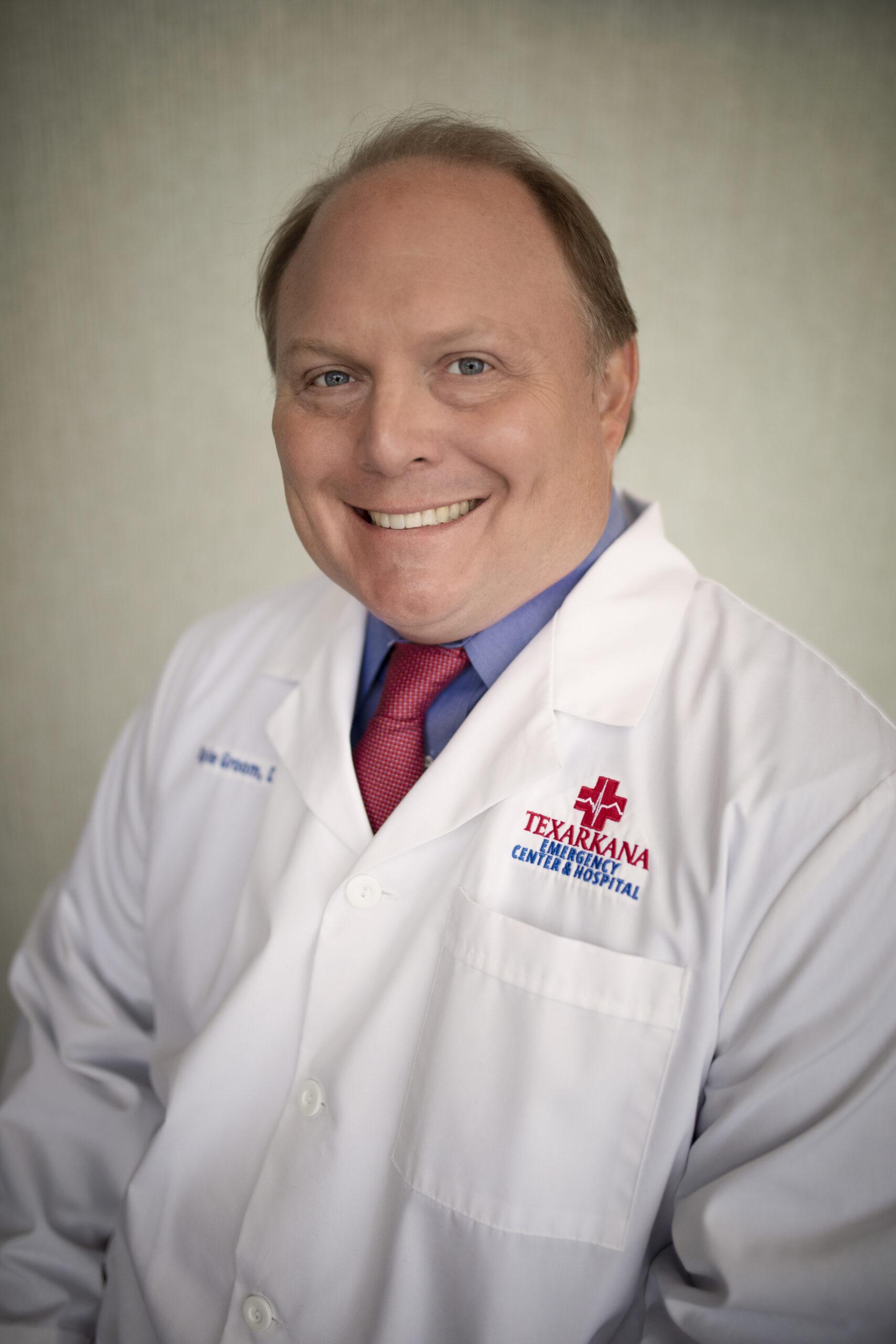 Dr. Kyle Groom